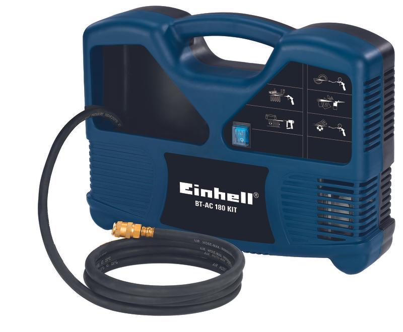 Productimage Air Compressor Kit BT-AC 180 Kit; EX; BR; 220