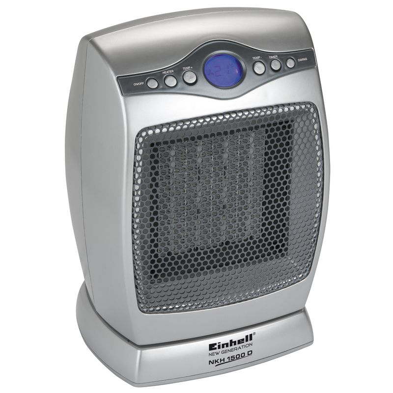 Productimage Heating Fan NKH 1500 D