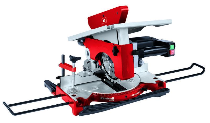Ingletadora con mesa superior th ms 2112 t einhell for Ingletadora con mesa superior