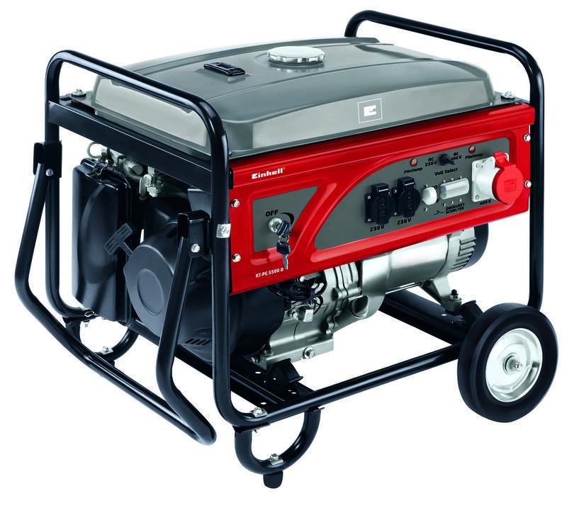 Productimage Power Generator (Petrol) RT-PG 5500 D