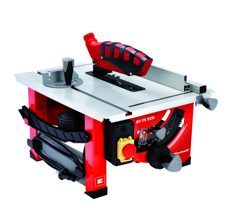 Showroom > Stationary Tools > Bench Top Saws > RT-TS 920