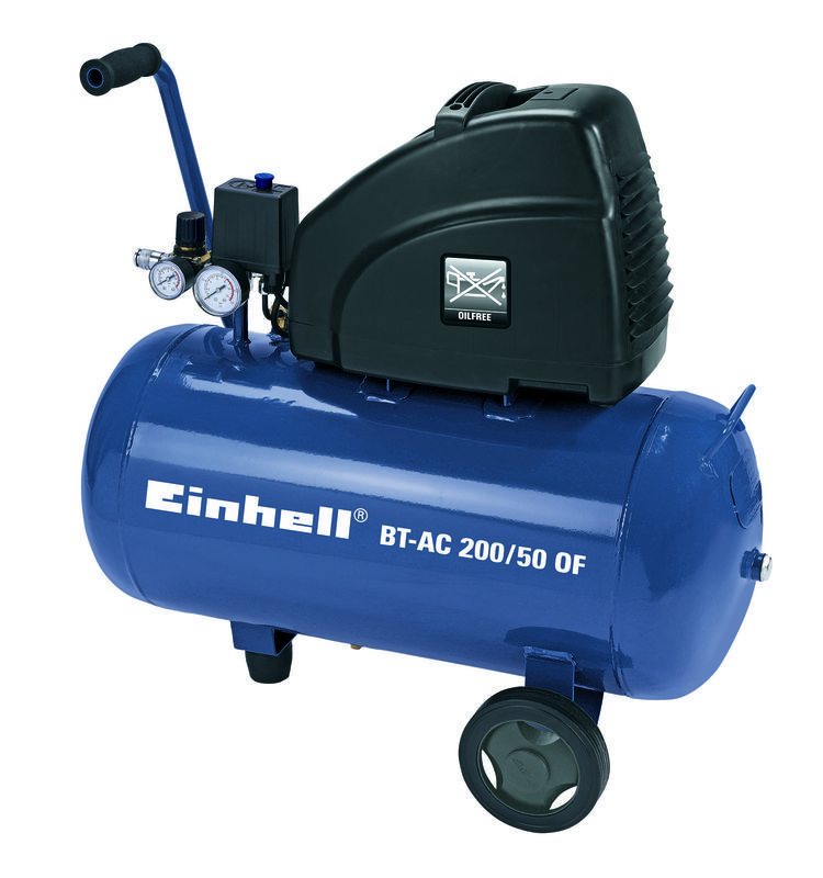 Productimage Air Compressor BT-AC 200/50 OF