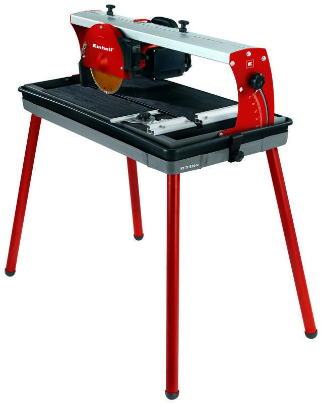 Radial Tile Cutting Machine Rt Tc 520 U Discover Einhell