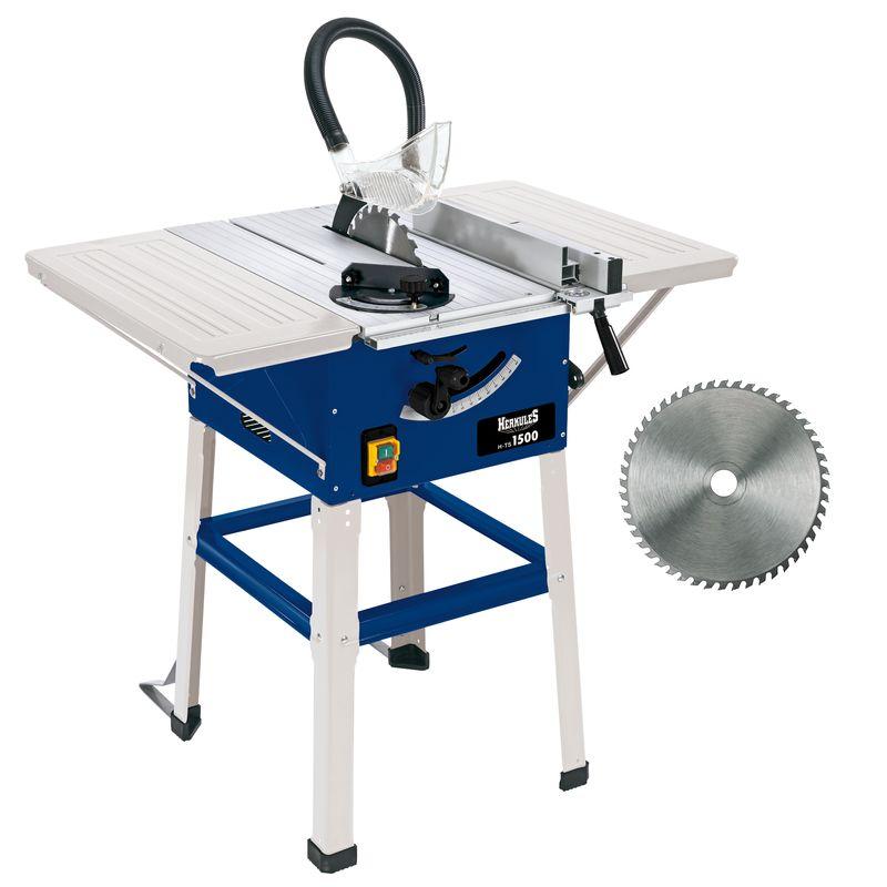 Productimage Table Saw Kit H-TS 1500 Set