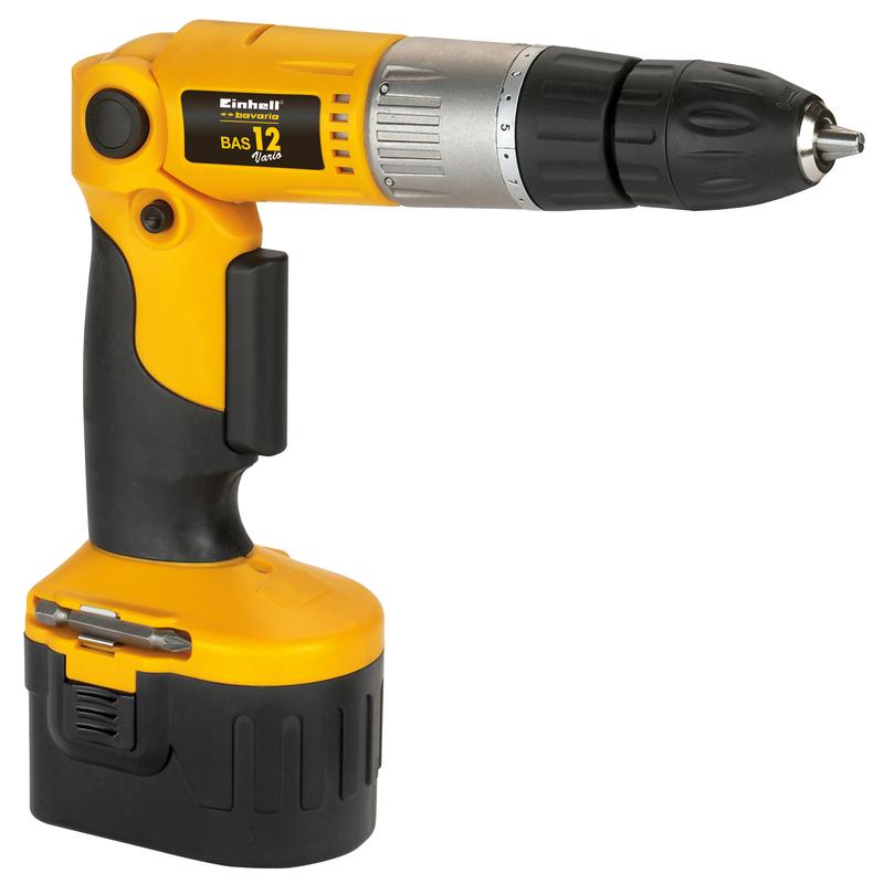 Productimage Cordless Drill BAS 12 Vario