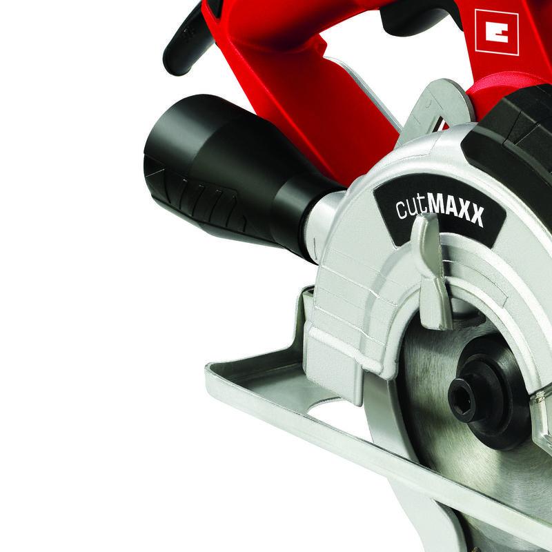 Precision Turbo Jumper: Universal Circular Saw TE-XC 110