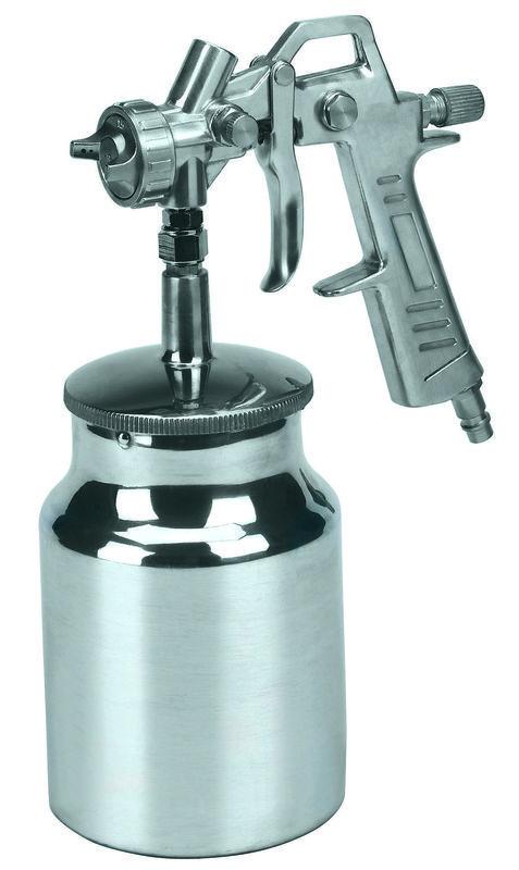 Productimage Air Compressor Accessory Farbspritzpistole, Saugbecher