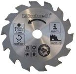 Productimage Universal Panel Saw Accessory TCT Saw blade 127x17 14T