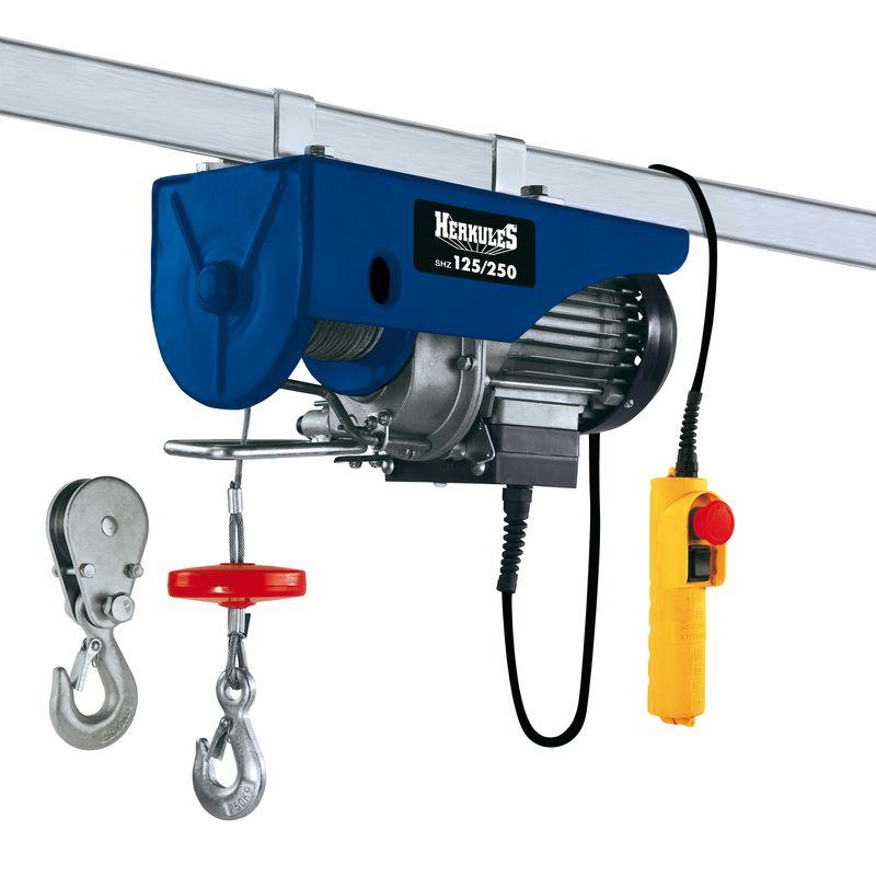 Productimage Electric Hoist SHZ 125/250