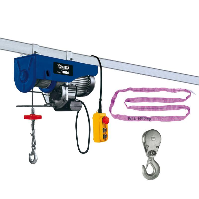 Productimage Electric Hoist SHZ 1000 Last-Set
