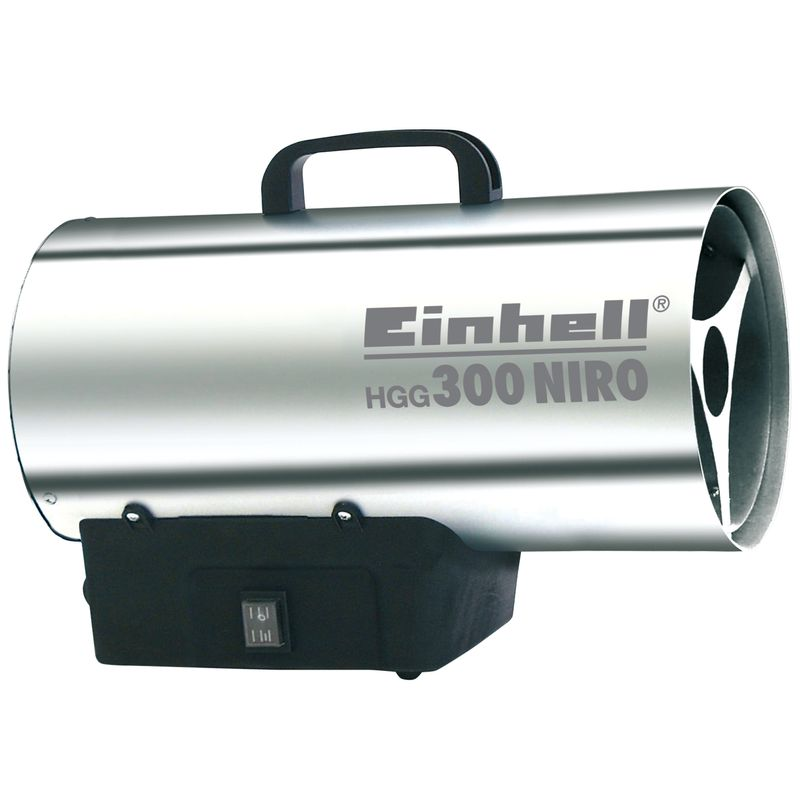 Productimage Hot Air Generator HGG 300 Niro