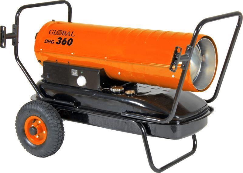 Productimage Hot Air Generator (Diesel) DHG 360 GLOBAL