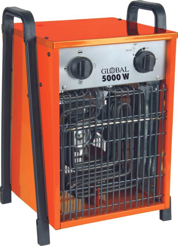 Productimage Professional Electric Heater Profi Elektroheizer 5000W