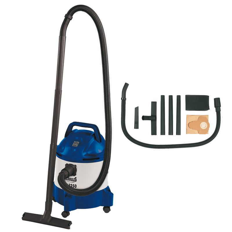 Productimage Wet/Dry Vacuum Cleaner (elect) H-NS 1250