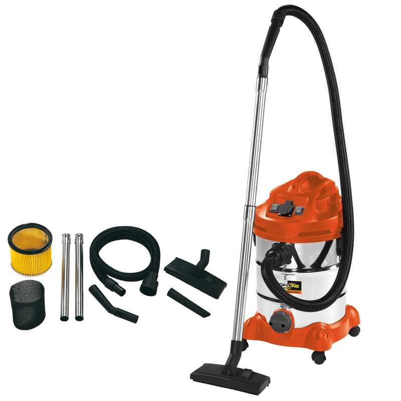 Productimage Wet/Dry Vacuum Cleaner (elect) YPL N.G. 1500