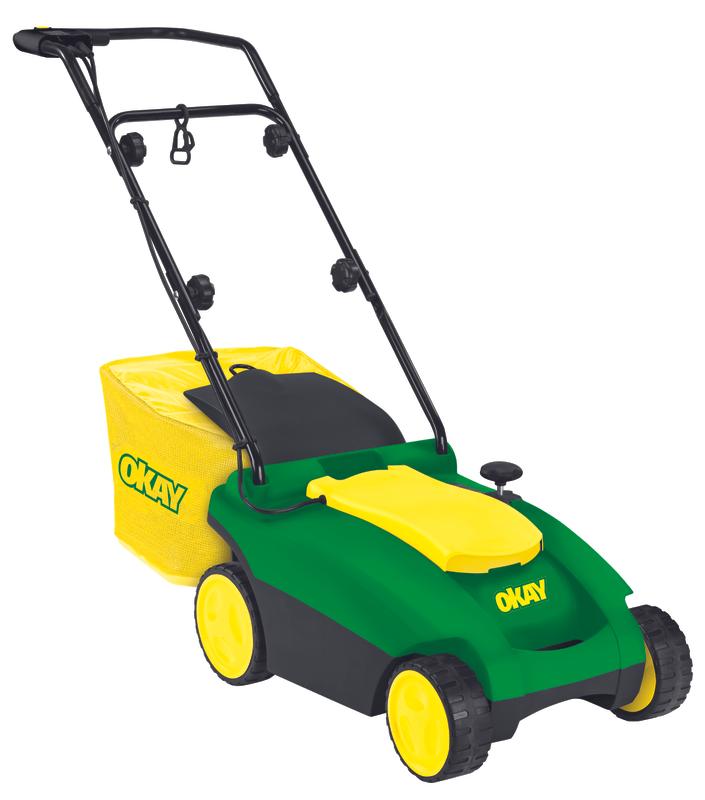 Productimage Electric Lawn Mower Supra 3810 E