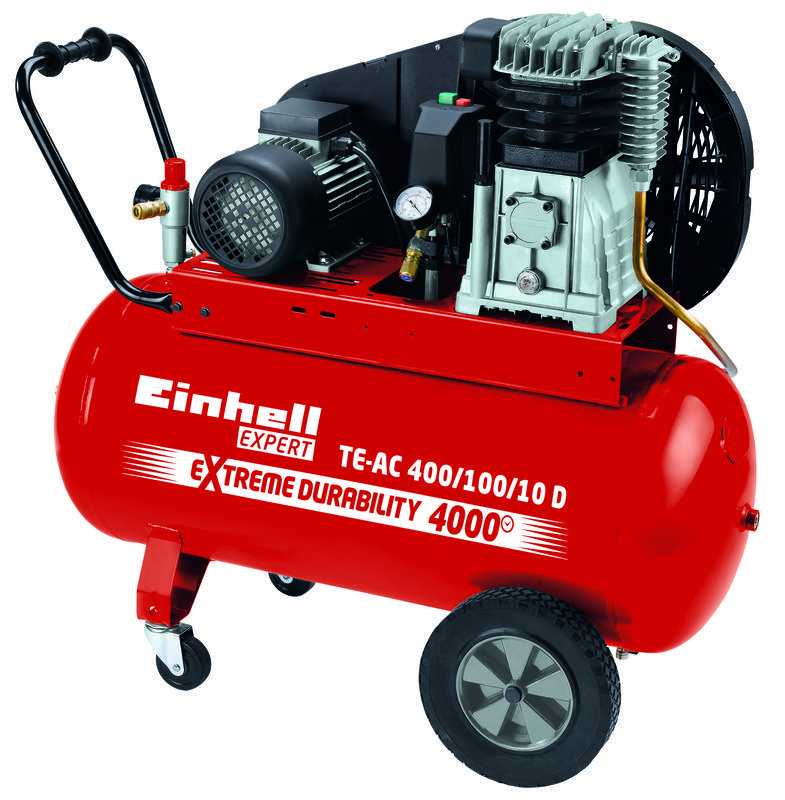 Productimage Air Compressor TE-AC 400/100/10 D