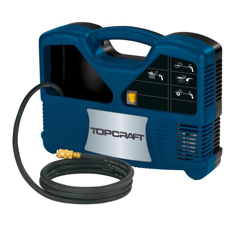 Productimage Air Compressor TCK 182 Set; EX; NL