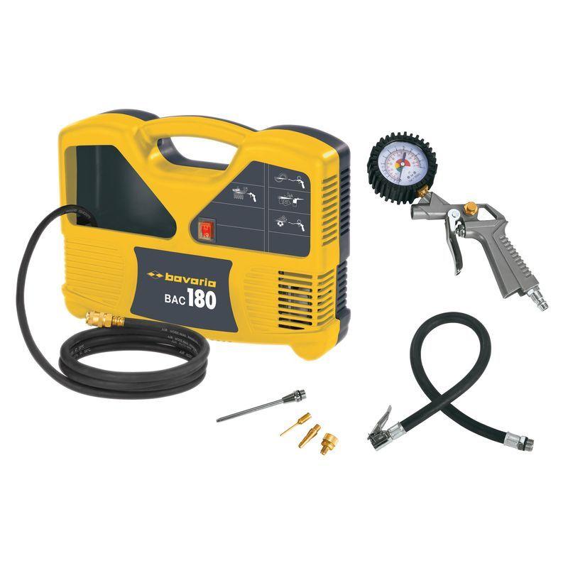 Productimage Air Compressor Kit BAC 180