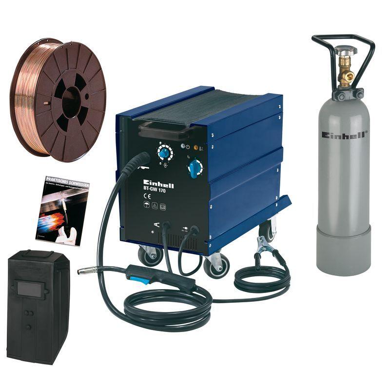Productimage Gas Welding Machine BT-GW 170 Set