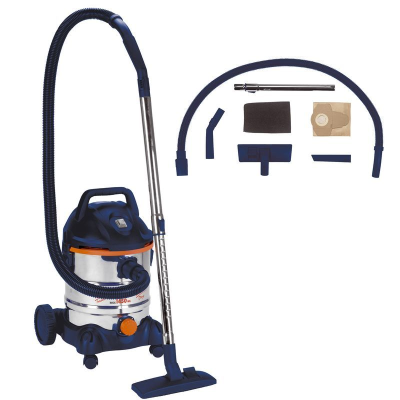 Productimage Wet/Dry Vacuum Cleaner (elect) INOX 1450 WA, EX, AT