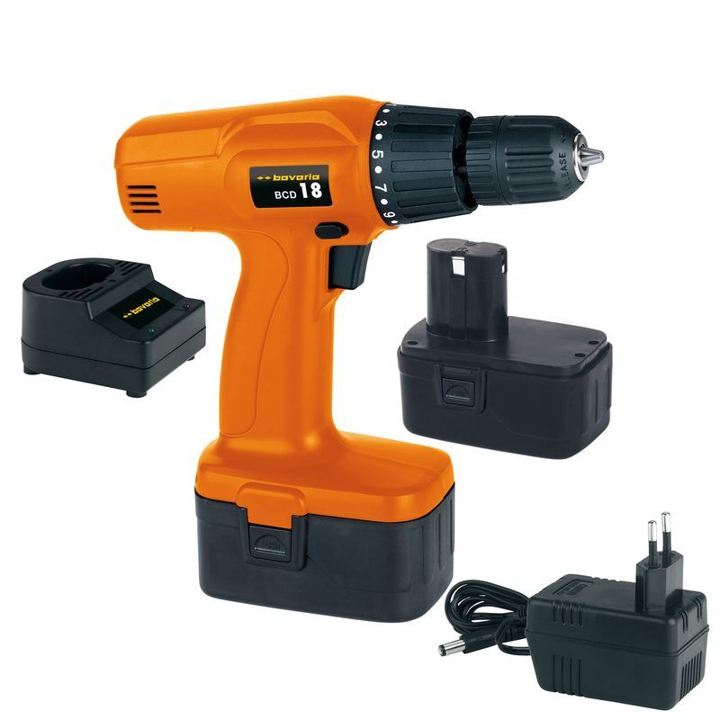 Productimage Cordless Drill BCD 18 2B-2