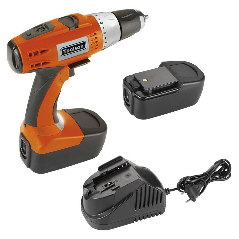 Productimage Cordless Drill PRO-AS 14,4