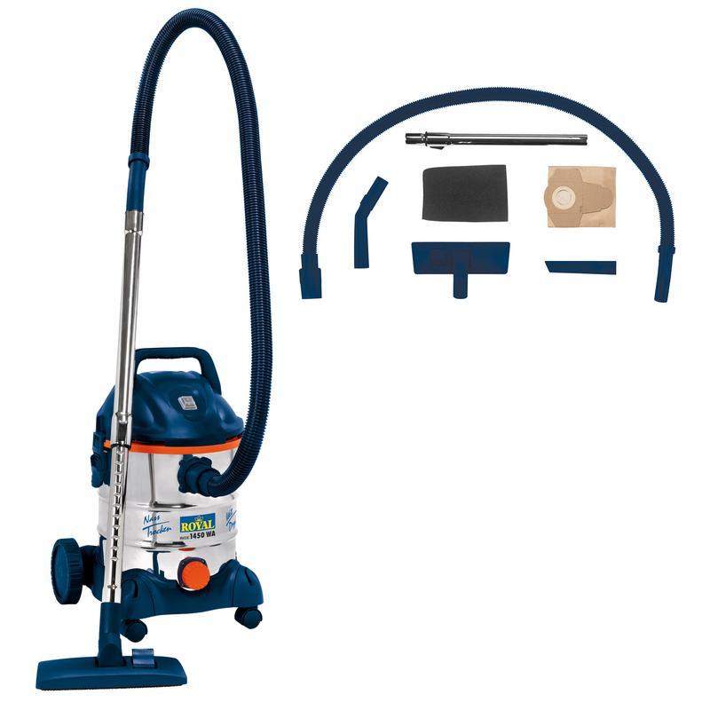 Productimage Wet/Dry Vacuum Cleaner (elect) INOX 1450 WA; EX; AT