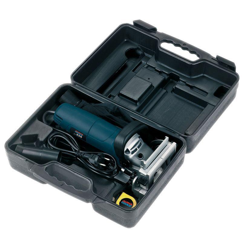 Ersatzteile zu DF 850 Set - Alpha Tools Flachdübelfräse