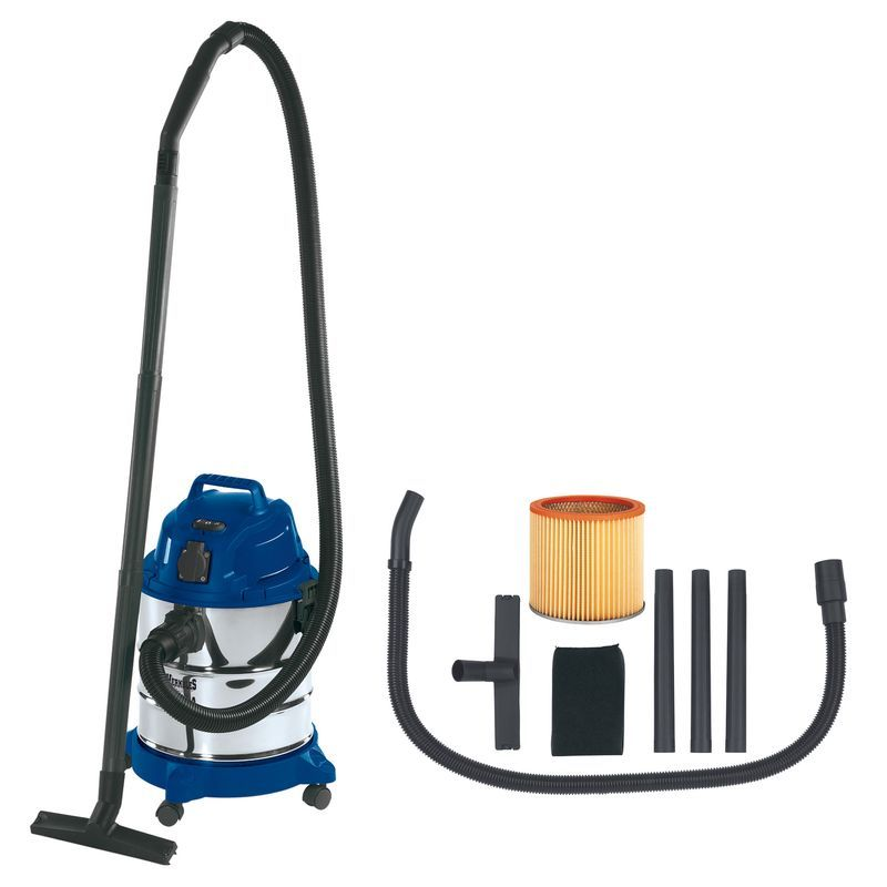 Productimage Wet/Dry Vacuum Cleaner (elect) Inox 20 A