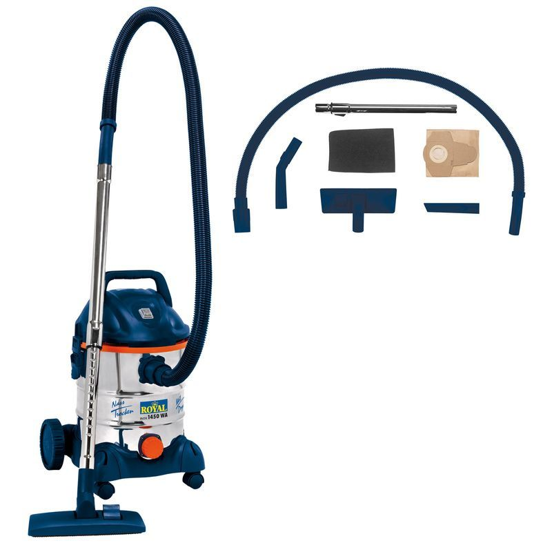 Productimage Wet/Dry Vacuum Cleaner (elect) INOX 1450 WA; EX; CH