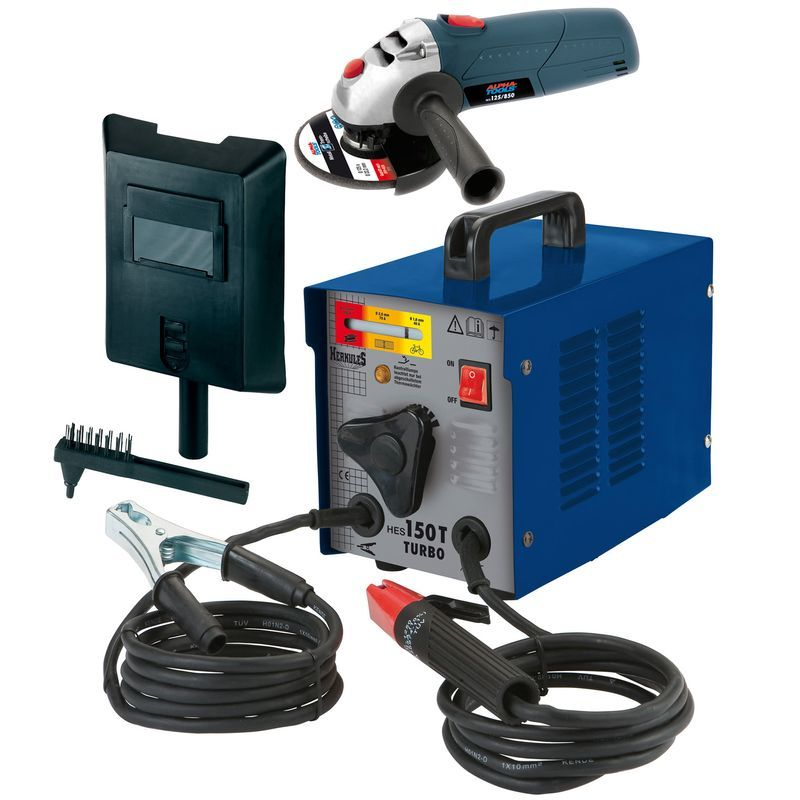 Productimage Power Tool Kit HES 150T + WS 125/850 Set