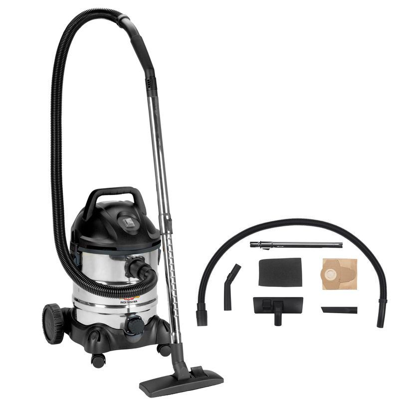 Productimage Wet/Dry Vacuum Cleaner (elect) INOX 1450 WA, EX, CH