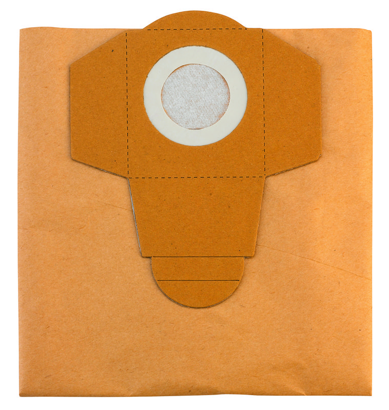 Productimage Wet/Dry Vacuum Cleaner Access. Dirt Bag Filter 30l (5 pcs.)