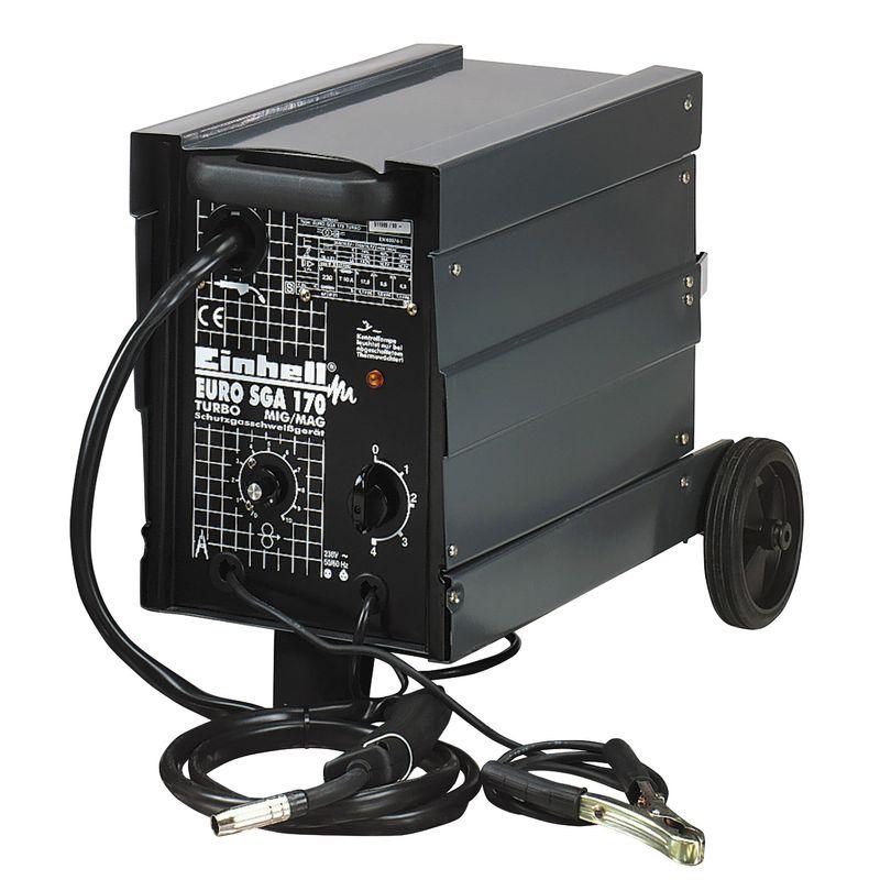 Productimage Gas Welding Machine Euro SGA 170 Set