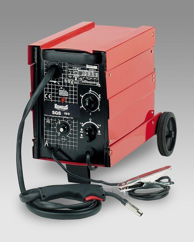Productimage Gas Welding Machine SGS 190 Herkules