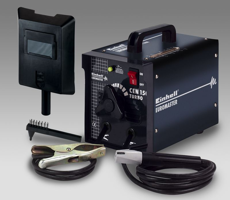 Productimage Electric Welding Machine CEN 150/1 Turbo