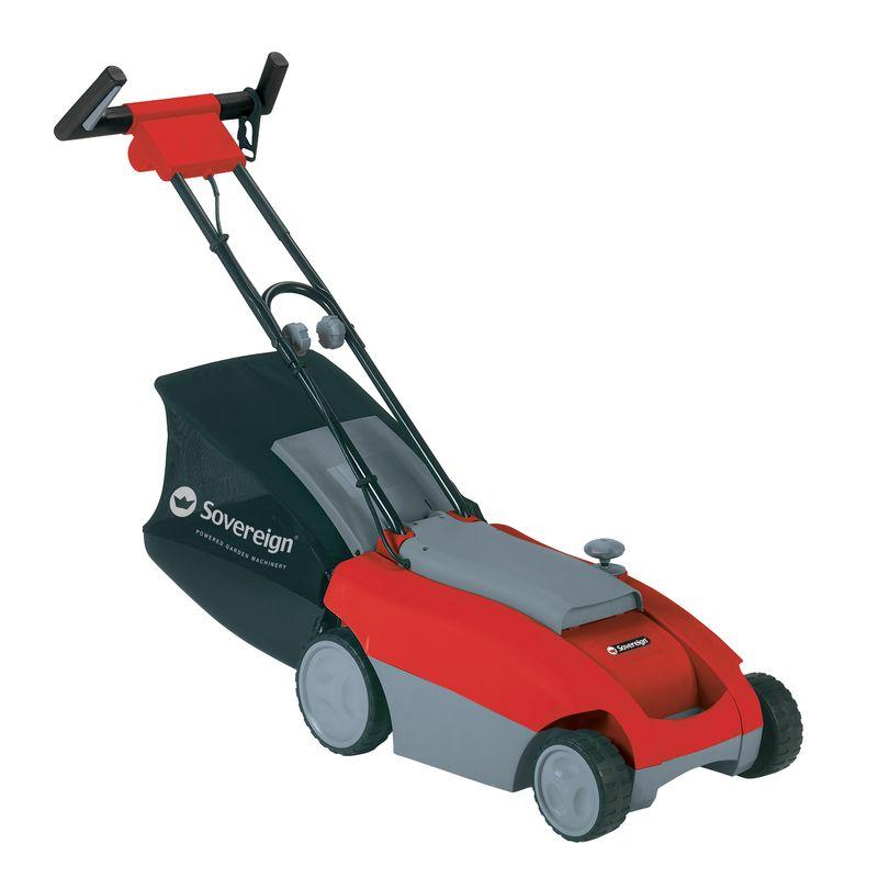 Productimage Electric Lawn Mower SLM 1500; UK; EX; Homebase