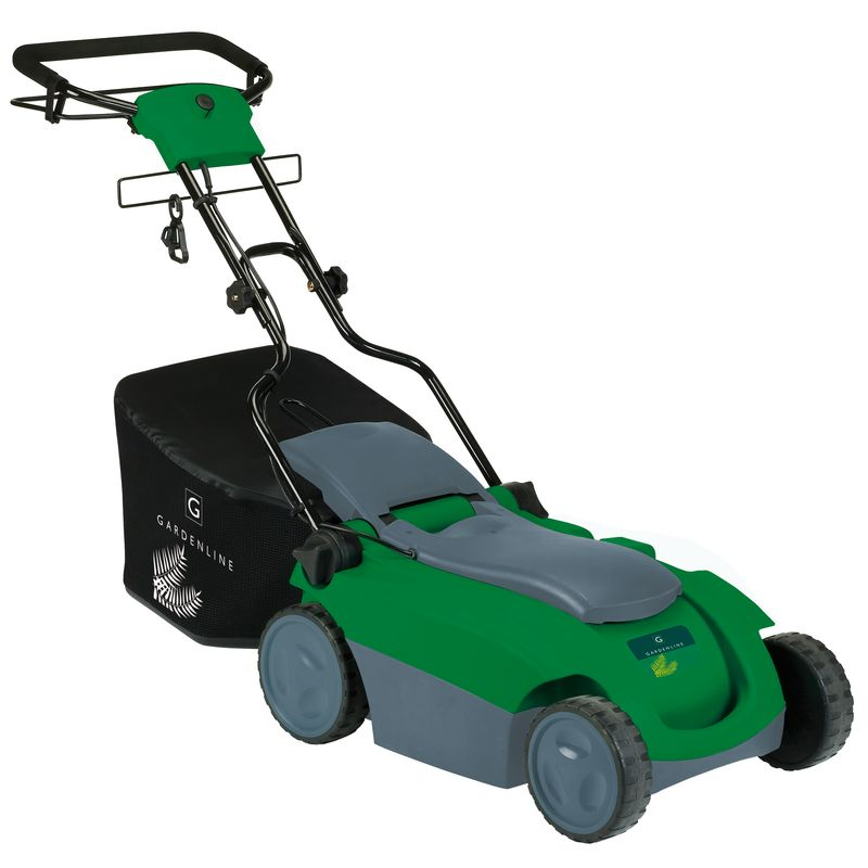 Productimage Electric Lawn Mower GLM 1650; EX; UK
