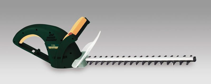 Productimage Electric Hedge Trimmer HS 5550 Turbo-Silent