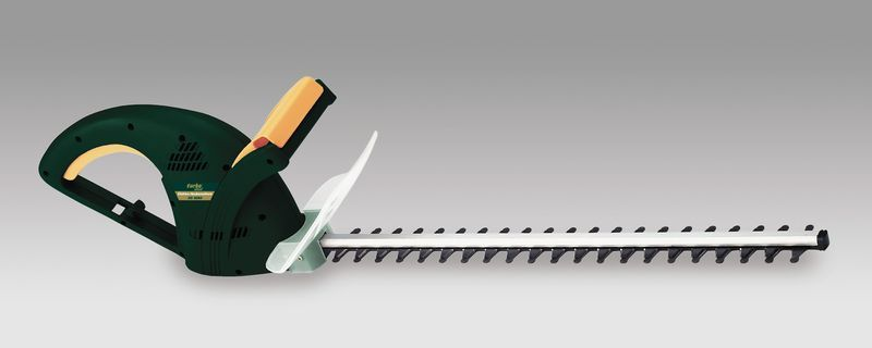 Productimage Electric Hedge Trimmer HS 6060 Turbo-Silent