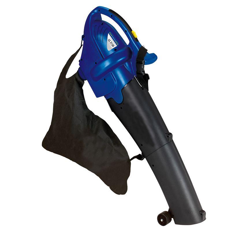 Productimage Electric Leaf Vacuum LS 2150 Bonus