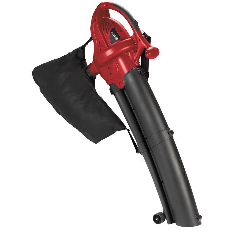 Productimage Electric Leaf Vacuum ELS 2150 Rot