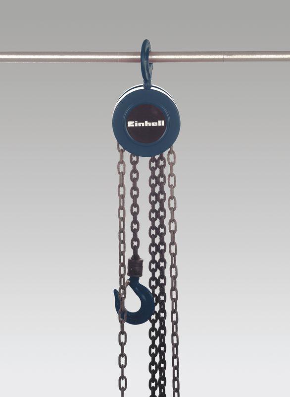 Productimage Chain Hoist KETTENFLASCHENZUG