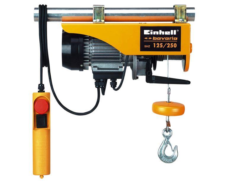 Productimage Electric Hoist SHZ 125/250; EX; I