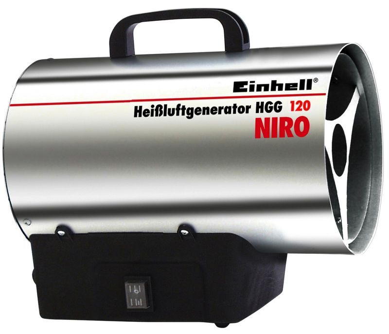 Productimage Hot Air Generator HGG 120 Niro