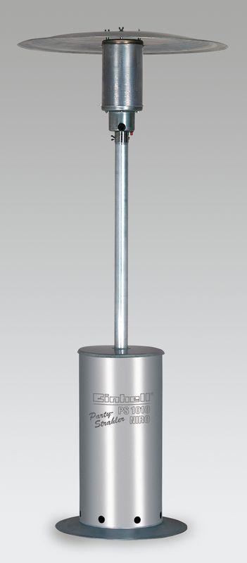 Productimage Patio Heater PS 1010 Edelstahl