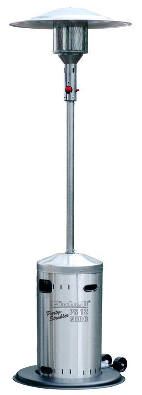 Productimage Patio Heater PS 12 Niro