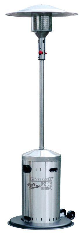 Productimage Patio Heater PS 12 Niro