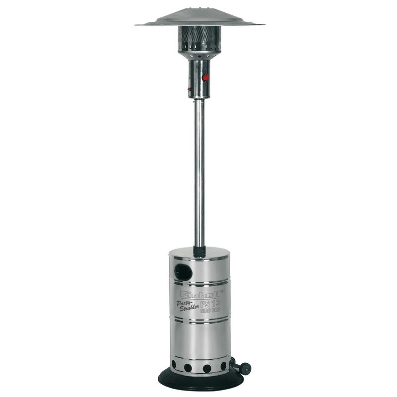 Productimage Patio Heater PS 13 Niro UKS